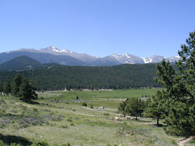 Photo of Moraine Park Meadow taken at taken at Moraine Park Museum, Rocky Mountain N.P.