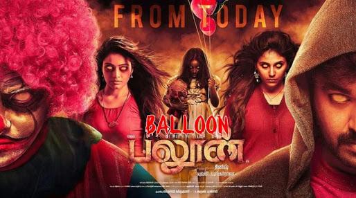 Balloon (2018) Hindi Dubbed 720p HDRip 1.07 GB