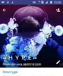 Hype -Grupo Zap Zoeira