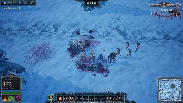 Free Download Nordic Warriors