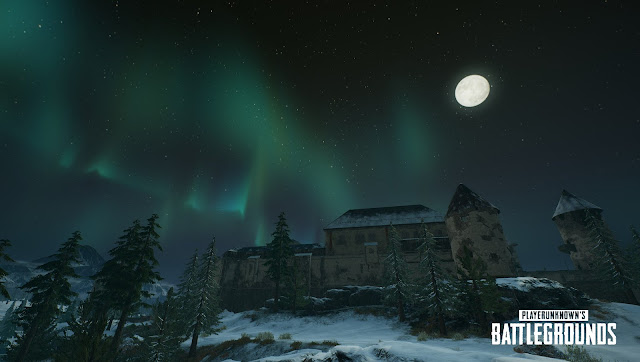 New moonlight weather updates in Vikendi map