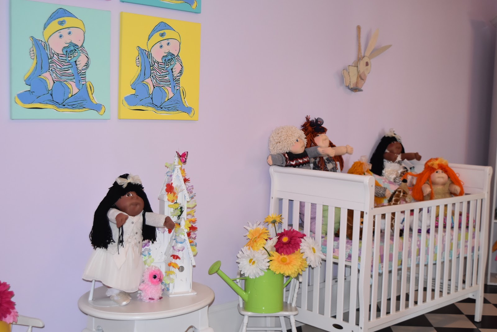 Our Trip to Babyland General Hospital: Birth Place of the Cabbage Patch Kid Dolls