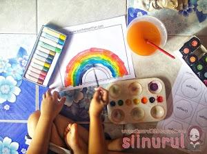 Aktiviti Mewarna Merangsang Kreativiti Anak