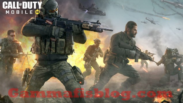 Call Of Duty Mobile Versi Beta