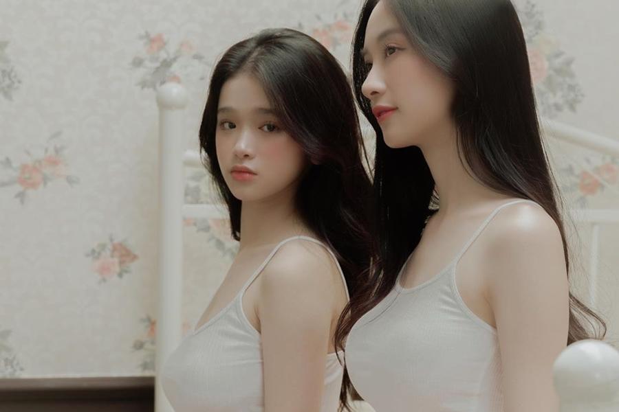Jun Vũ đọ vòng 1 với Linh Ka: Cô chị 'độ' ngực mà sức quyến rũ cũng chẳng hơn cô em là mấy!