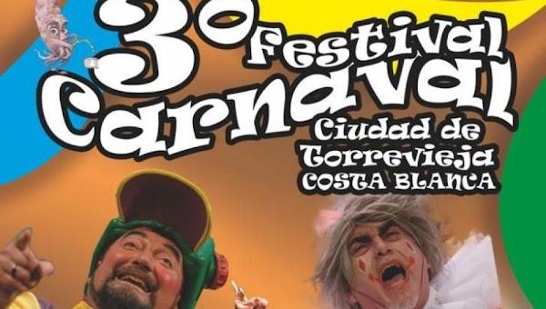 """Vuelven las chirigotas a Torrevieja con """"El Seru"""" Y """"El Sheriff"""" participarán en el tercer festival de carnaval"""