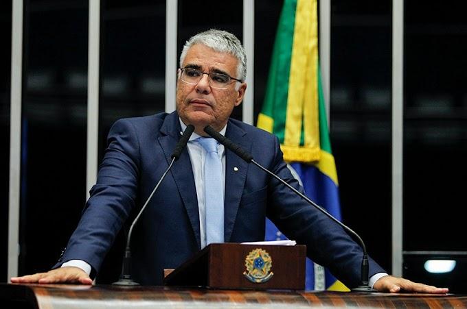 Senador Eduardo Girão destina 100 mil reais para Senador Sá, o recurso é para ações de combate e prevenção ao covid-19.