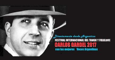 Festival Internacional de Tango Carlos Gardel 2017 1