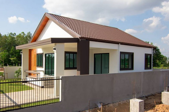 Beau An Incredible Small Bungalow House Type Starting For Just 50 Square Meters  To Build