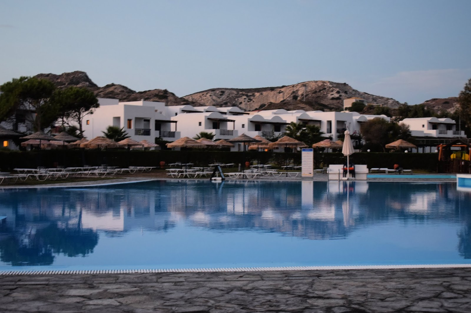 Lakitira resort and village Kardamena Kos