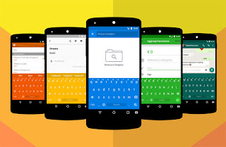 تطبيق Chrooma Keyboard كامل