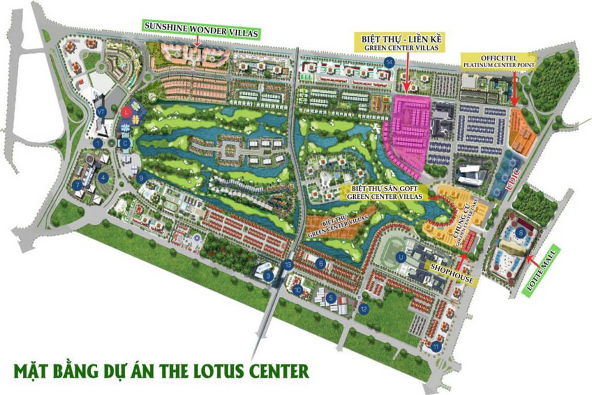 The Lotus Center Ciputra