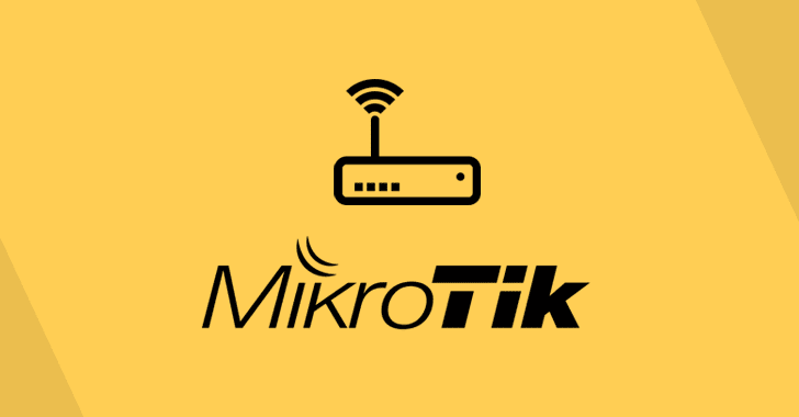 Hackers Infect Over 200,000 MikroTik Routers With Crypto Mining Malware