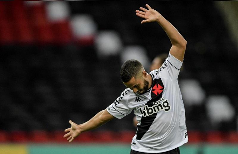 Morato imita dança de Edmundo em vitória do Vasco sobre Flamengo, e web não perdoa - Portal Spy