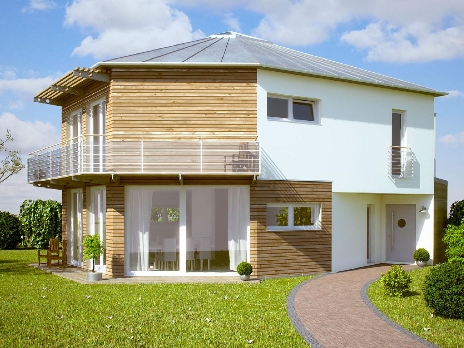 Tenere al caldo in casa costruire casa di legno su for Casa prefabbricata in legno su terreno agricolo