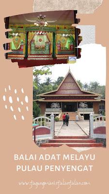 Keliling Pulau Penyengat