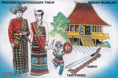 Provinsi Nusa Tenggara Timur NTT