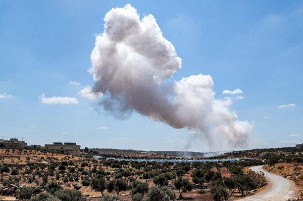 Thổ Nhĩ Kỳ triển khai quân đội đến Idlib