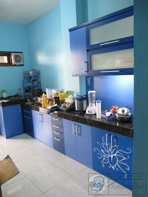 Kitchen Set Custom + Furniture Semarang ( Kitchen Set Semarang )