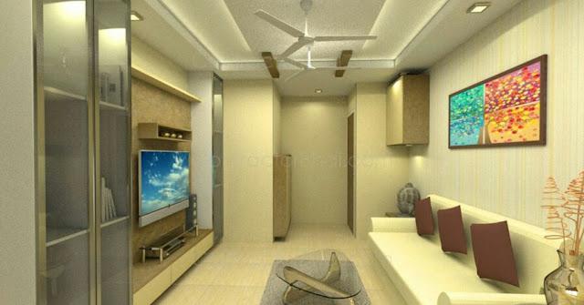 interior design for 2 bhk flat