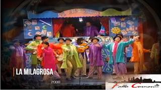 """Pasodoble con Letra """"Andalucía es un chiquillo"""". Comparsa """"La Milagrosa"""" (2000)"""