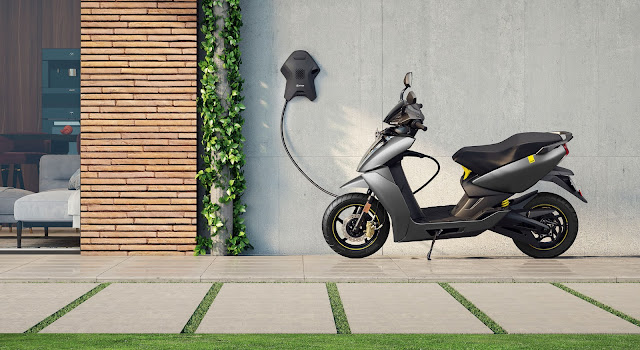 Ather 450X