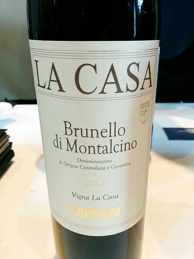 Caparzo La Casa Brunello di Montalcino 2013 (92 pts)