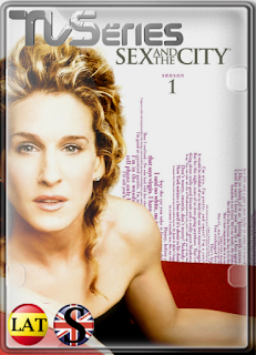 Sex and the City (Temporada 1) WEB-DL 1080P LATINO/INGLES
