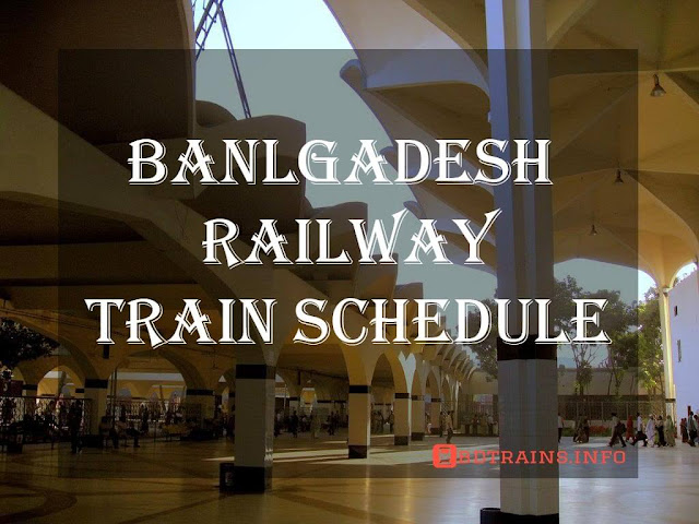bd train schedule