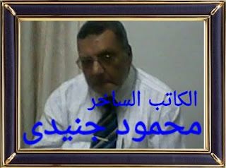 عقلانيـــــات محمود جنـــــيدى