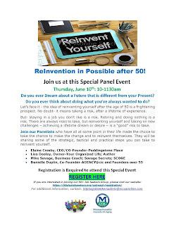 50+ Program Special Event - Thursday June 10, 2021 - 10 AM