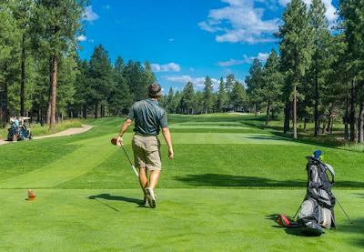 Permainan Golf | Pengertian, Sejarah, Perkembangan, dan Teknik-Teknik Permainan