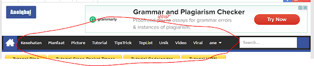 Membuat Daftar/List di HTML