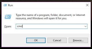 Cara Shut down Komputer Lewat CMD