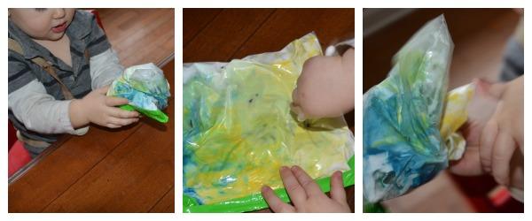 baby sensory bags