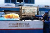 Polair Polda Sulteng Tangkap Kapal Diduga Pelaku Illegal Fishing