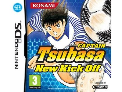 Rom Captain Tsubasa New Kick Off NDS