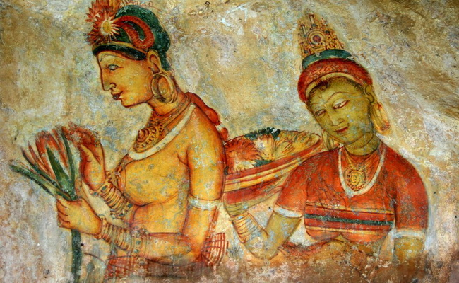 www.xvlor.com Sigiriya is fortress and gardens as sophisticated city layout in first millennium