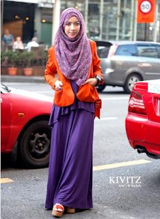Tips Cantik Kombinasi Warna Baju9