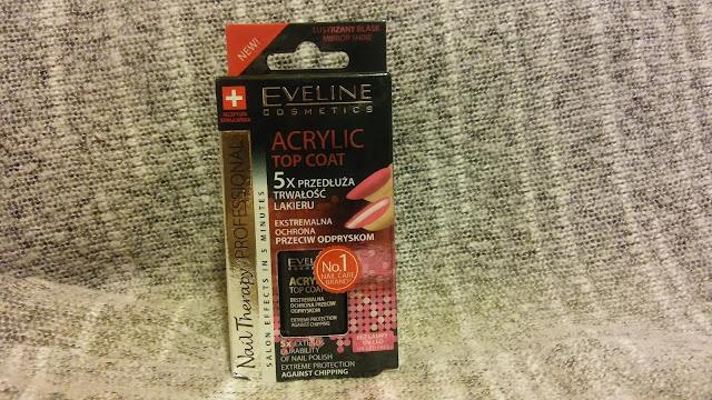 Eveline - Acrylic Top Coat.