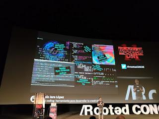 RootedCon 2020 - Jesús Jara López - Live coding