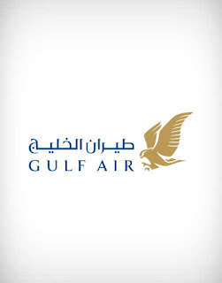 gulf air vector logo, gulf air logo vector, gulf air logo, gulf air, air logo vector, airplane logo vector, gulf air logo ai, gulf air logo eps, gulf air logo png, gulf air logo svg