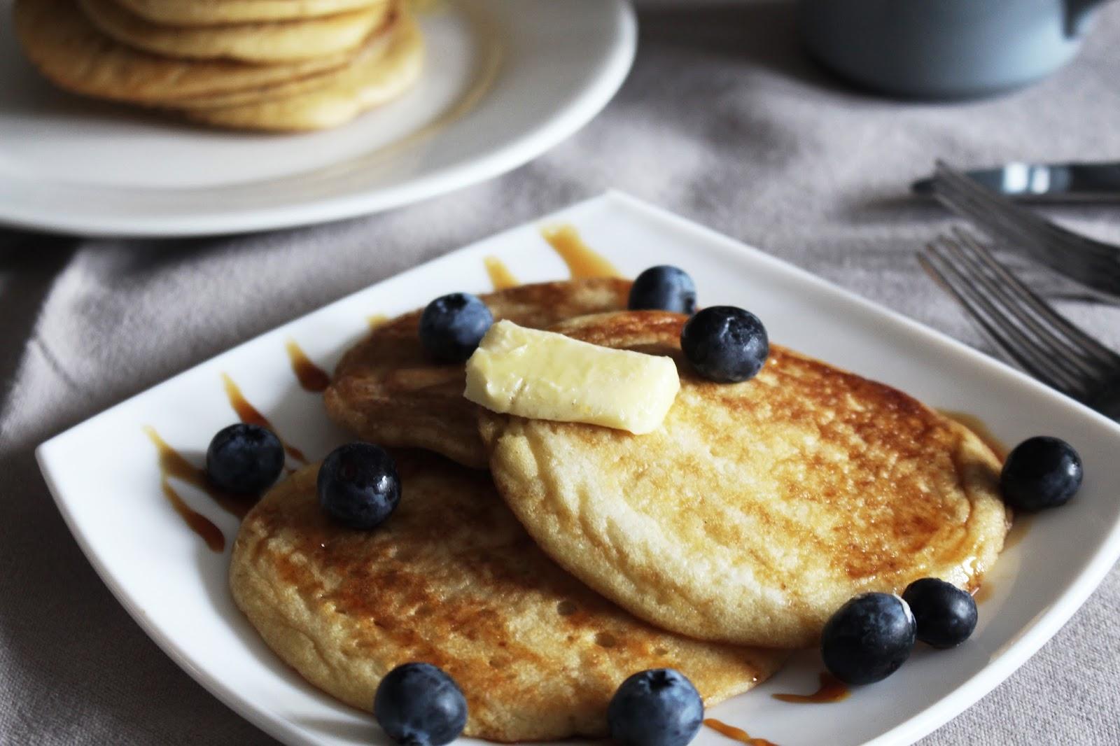 Miss Cocoblue The Best American Pancake Recipe