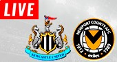 Newcastle United LIVE STREAM streaming
