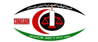 اللجنة الوطنية الصحراوية لحقوق الانسان تدعو الصليب الأحمر لتقديم معلومات حول مصير ووضعية المعتقل السياسي محمد لمين هدي.
