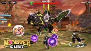 Monster Cunt Mod APK