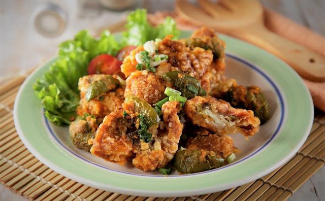 Resep Kepiting Soka