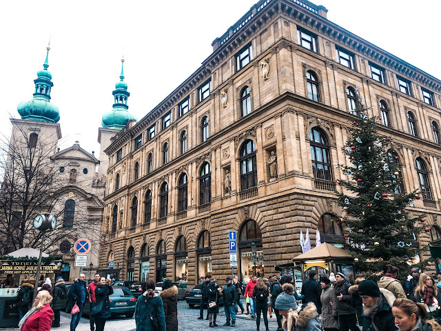 3 days in Prague at Christmas: crowds