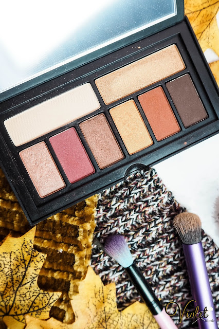 Smashbox Cover Shot Eye palette review