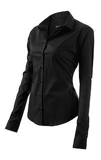 Camisa negra para mujer